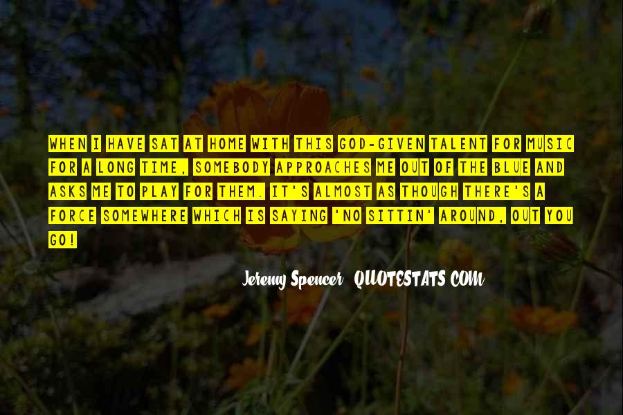Sittin Quotes #627283