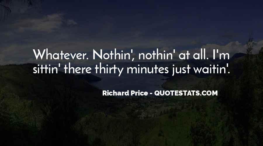 Sittin Quotes #687182