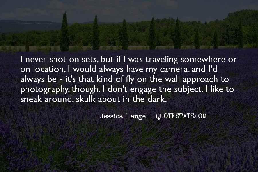 Skulk Quotes #1190762
