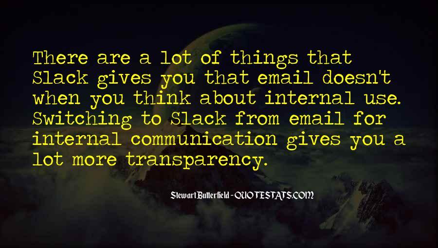 Slack's Quotes #34127