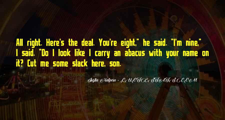 Slack's Quotes #750629