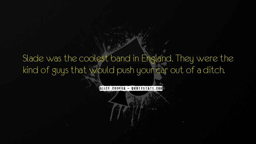 Slade's Quotes #1020924