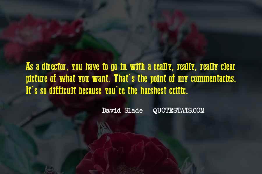 Slade's Quotes #117772