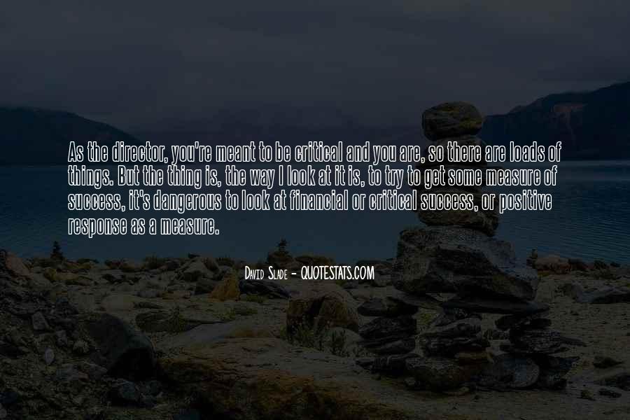 Slade's Quotes #1801611