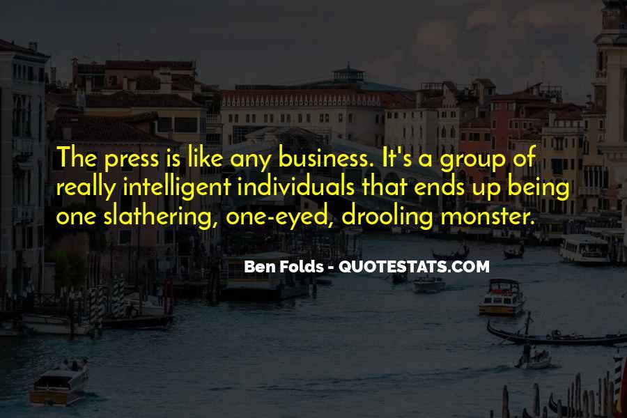 Slathering Quotes #430675