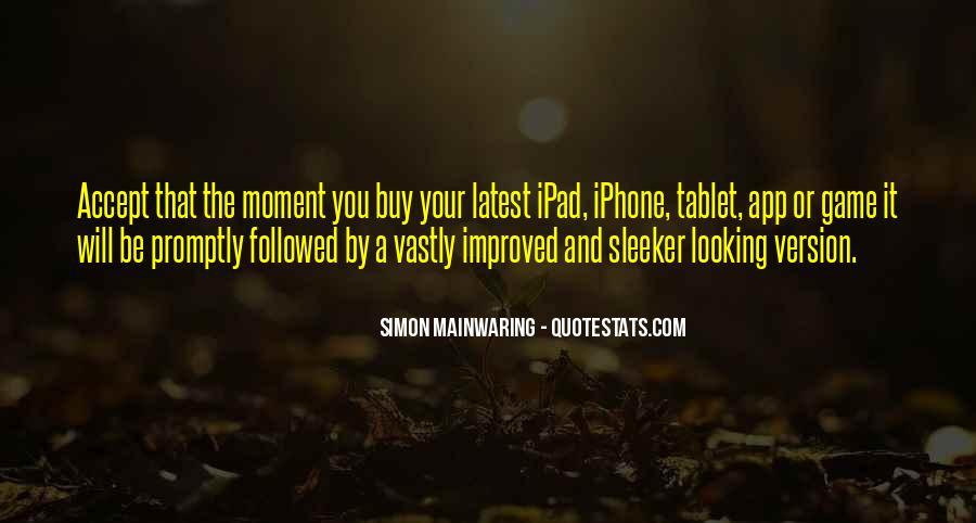 Sleeker Quotes #1336792