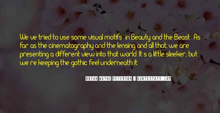 Sleeker Quotes #881012