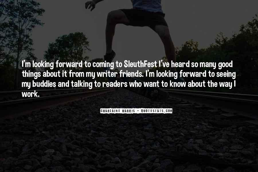 Sleuthfest Quotes #1356004