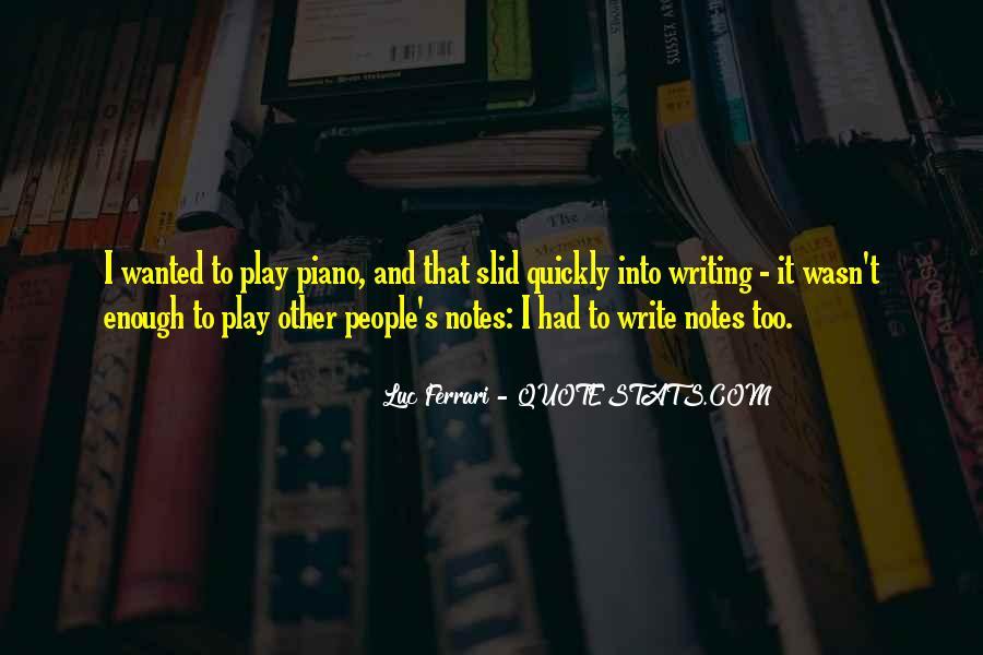 Slid Quotes #434627