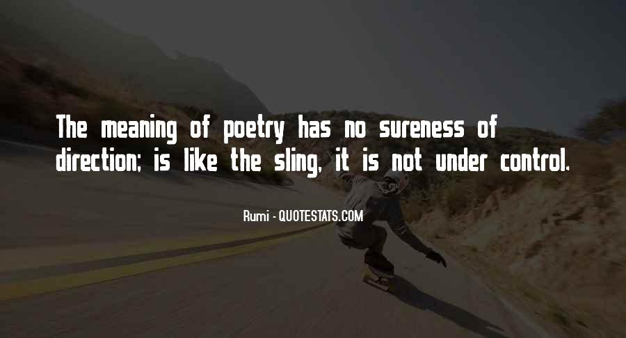 Sling Quotes #1780619