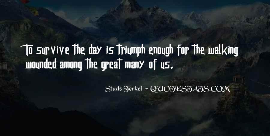 Sloganising Quotes #1821179