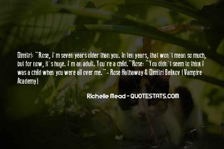 Quotes About When You Were A Child #235532