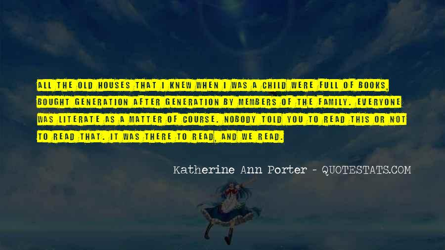 Quotes About When You Were A Child #497203