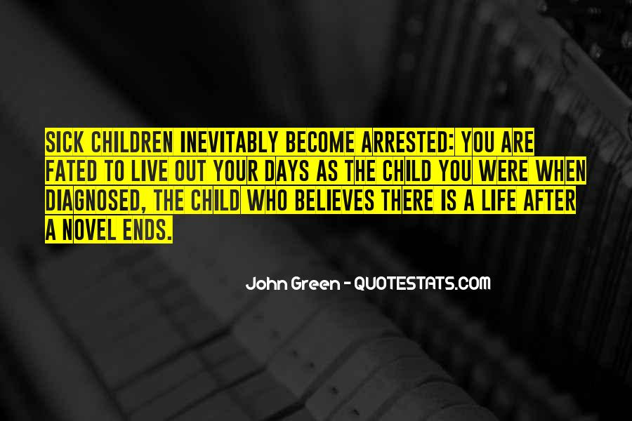 Quotes About When You Were A Child #545997