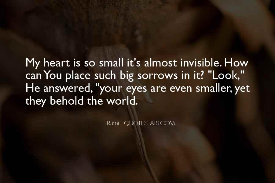 Quotes About When You Look Into My Eyes #22156