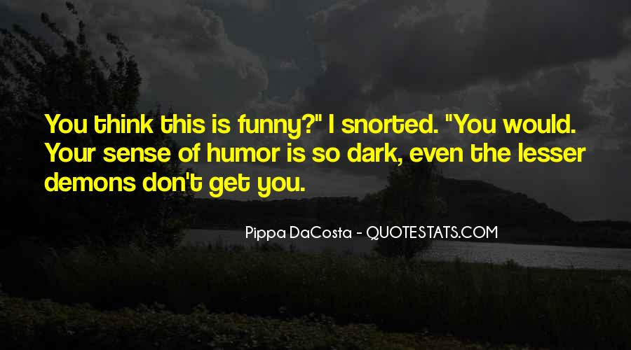 Snorted Quotes #25477