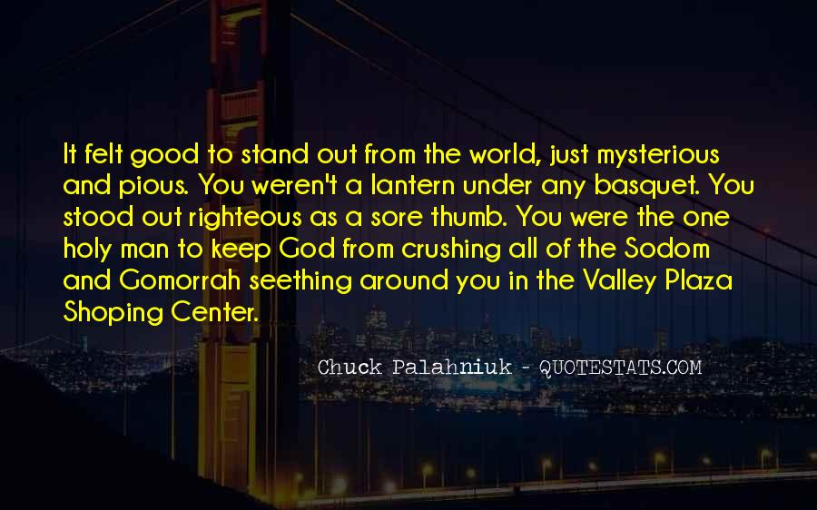 Sodom's Quotes #1206975