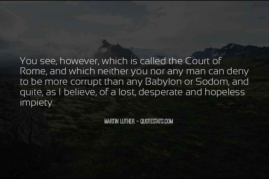 Sodom's Quotes #1819162