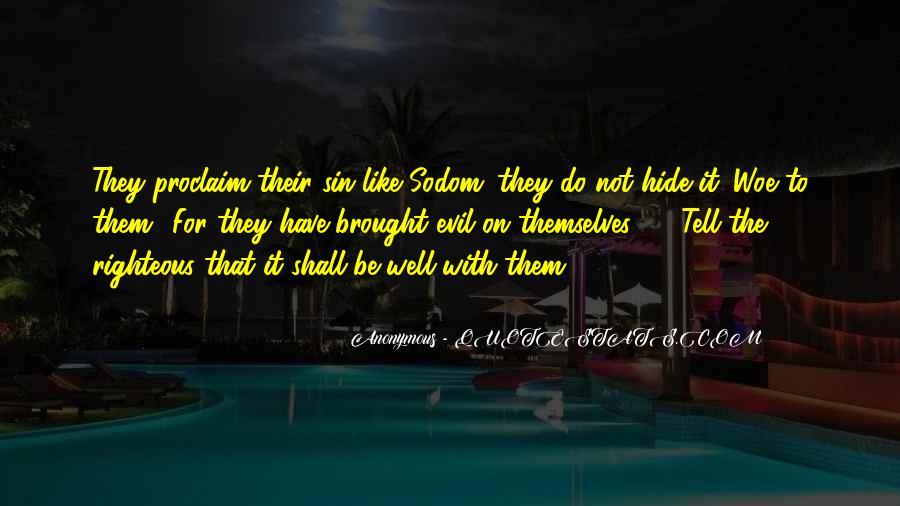 Sodom's Quotes #281583