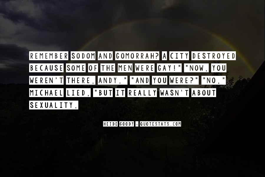 Sodom's Quotes #576940