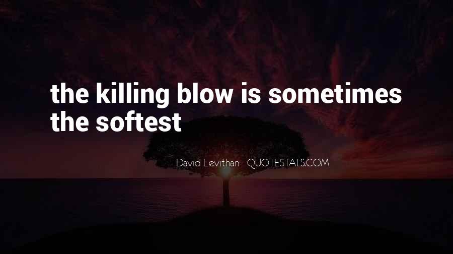 Softest Quotes #673175