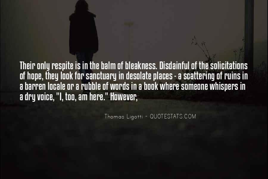 Solicitations Quotes #657228