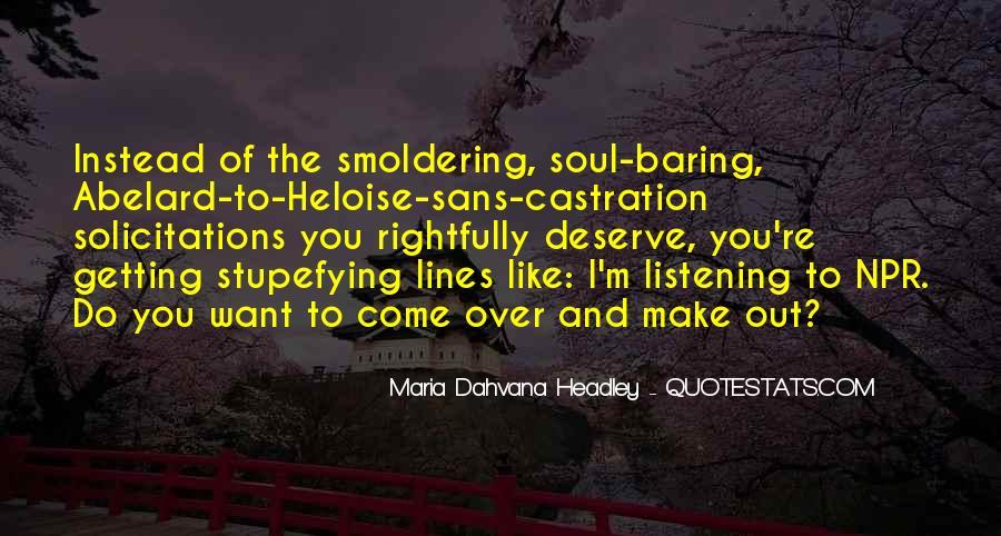 Solicitations Quotes #847719