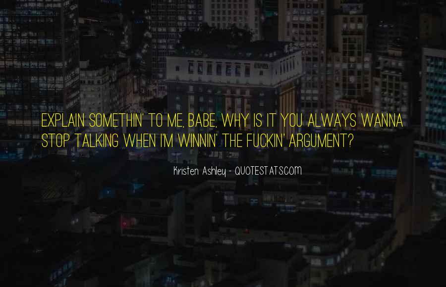 Somethin's Quotes #1045808