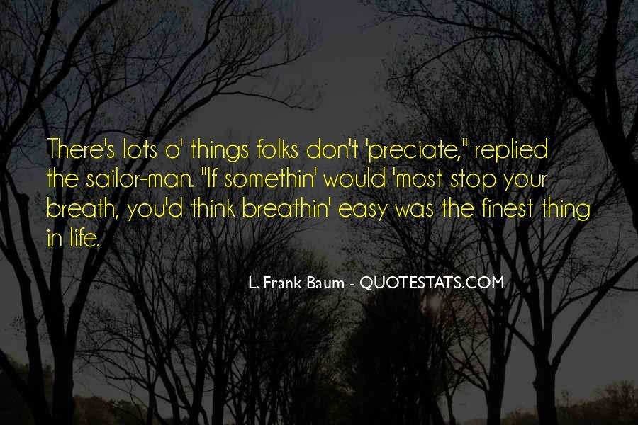 Somethin's Quotes #1128234