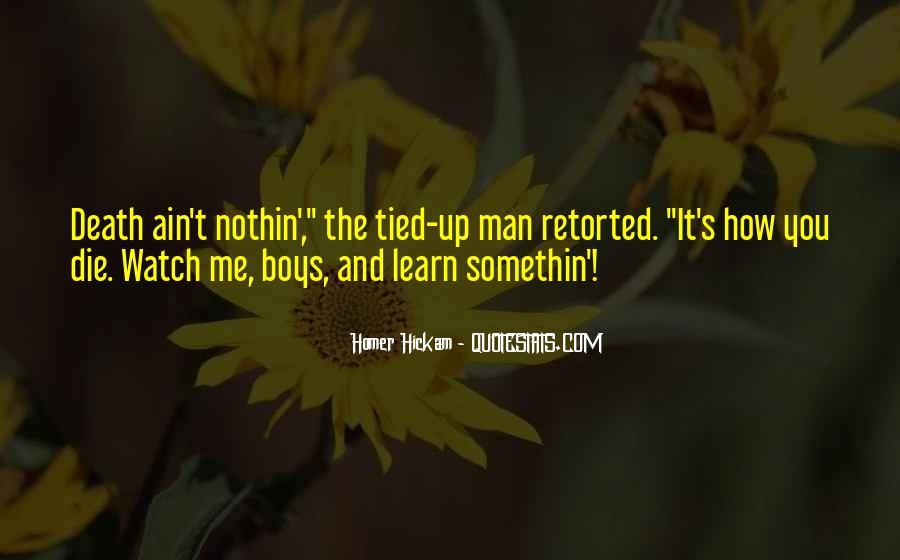 Somethin's Quotes #1212228