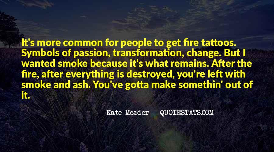 Somethin's Quotes #1221808