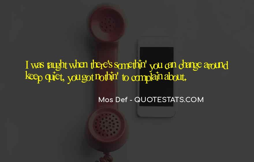 Somethin's Quotes #1388336