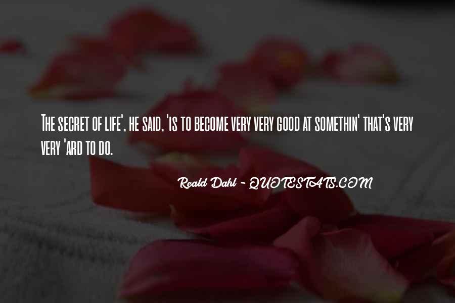 Somethin's Quotes #1397993
