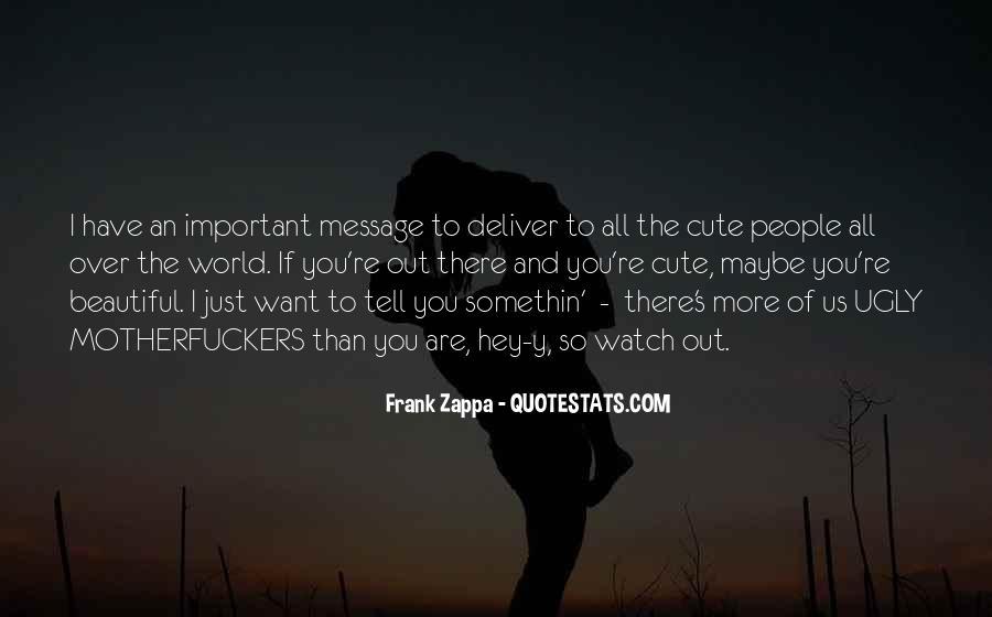 Somethin's Quotes #1541571