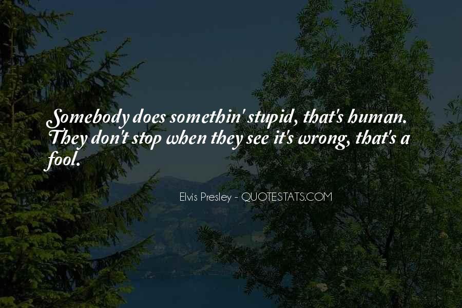 Somethin's Quotes #1604453