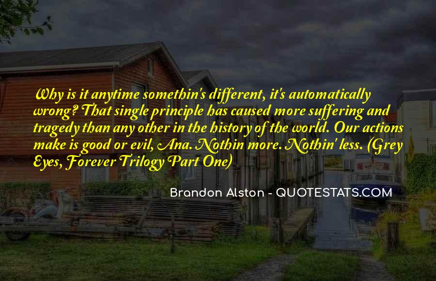 Somethin's Quotes #1750988