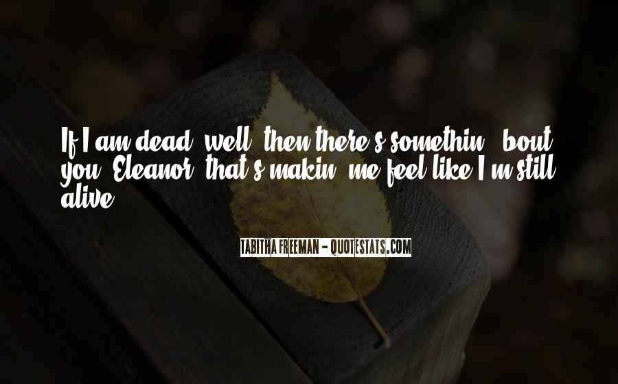 Somethin's Quotes #256045