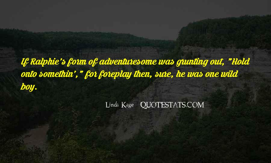 Somethin's Quotes #261978