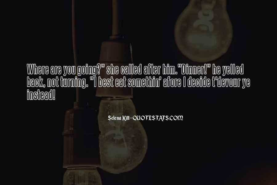 Somethin's Quotes #776155