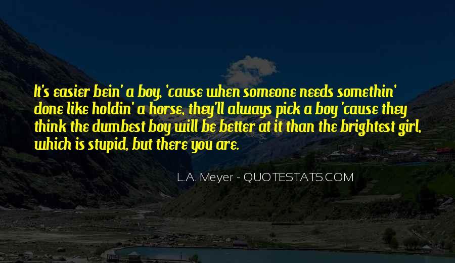 Somethin's Quotes #920926