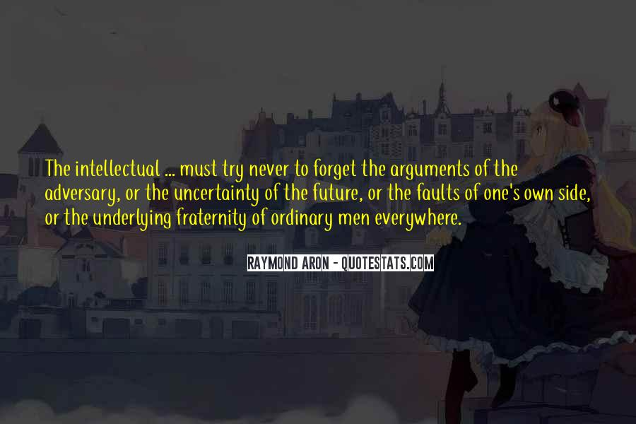 Quotes About The Uncertainty Of The Future #558783