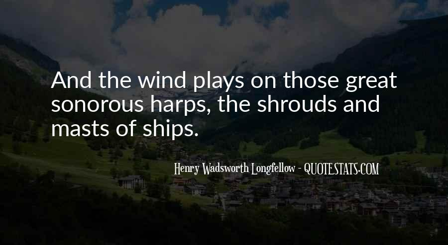 Sonorous Quotes #1021233