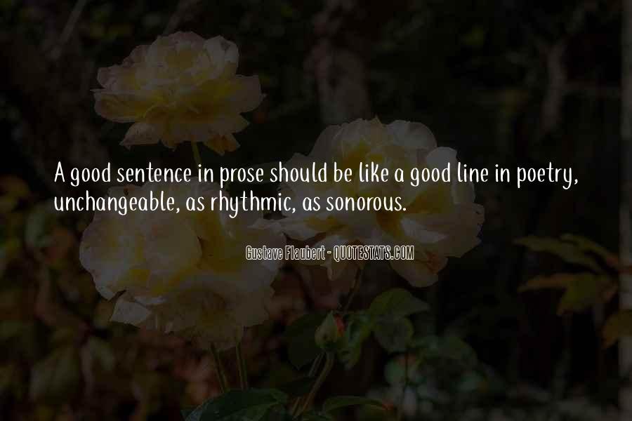 Sonorous Quotes #1265269