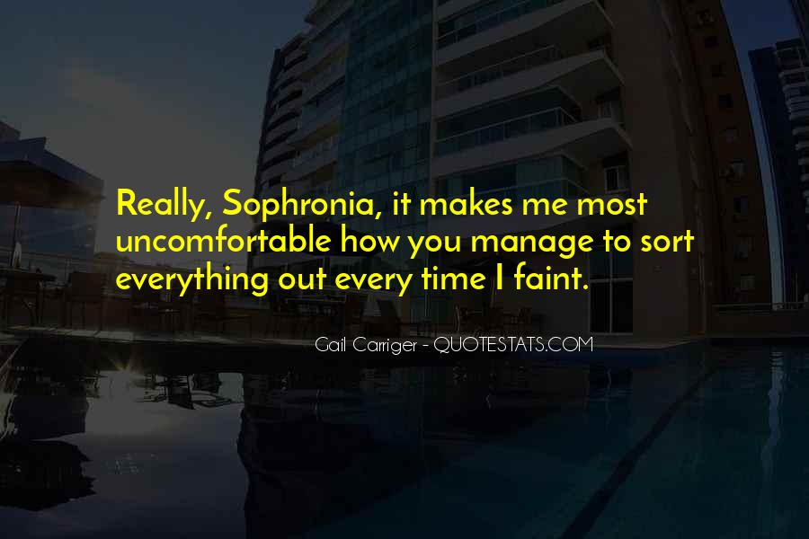 Sophronia's Quotes #1442172