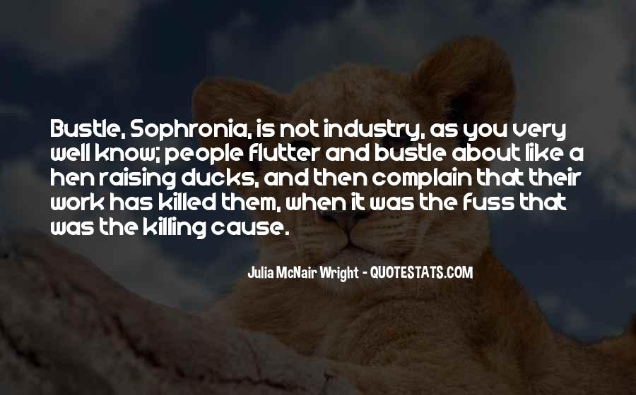 Sophronia's Quotes #1549351