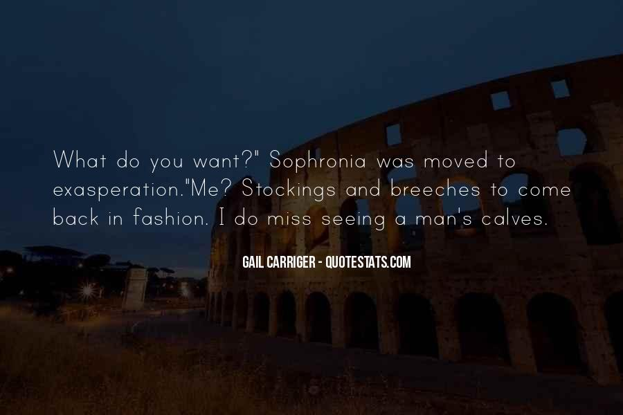 Sophronia's Quotes #225325