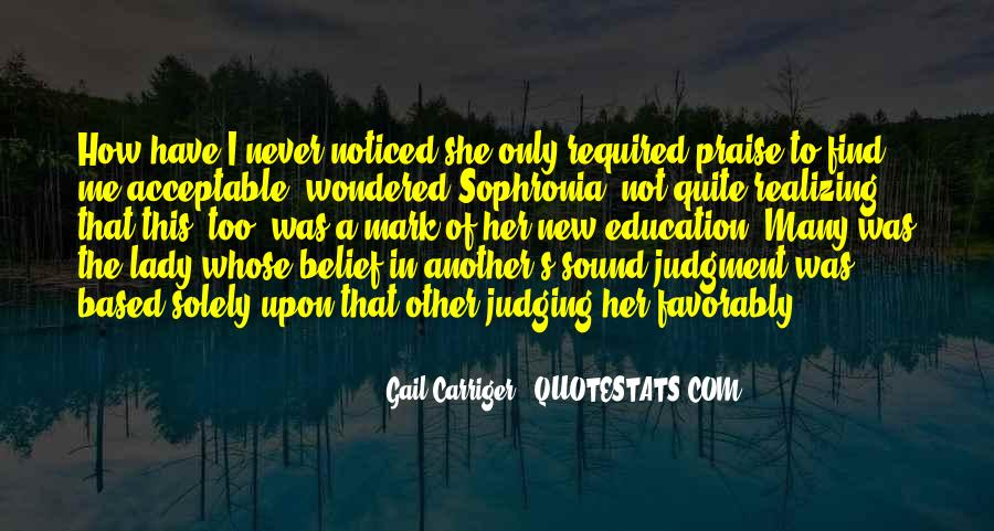 Sophronia's Quotes #727452