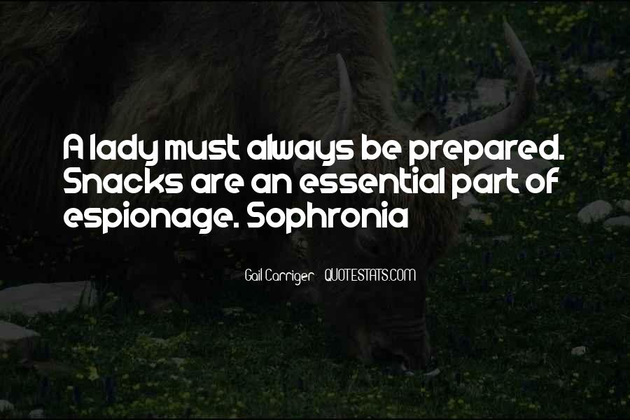 Sophronia's Quotes #843823