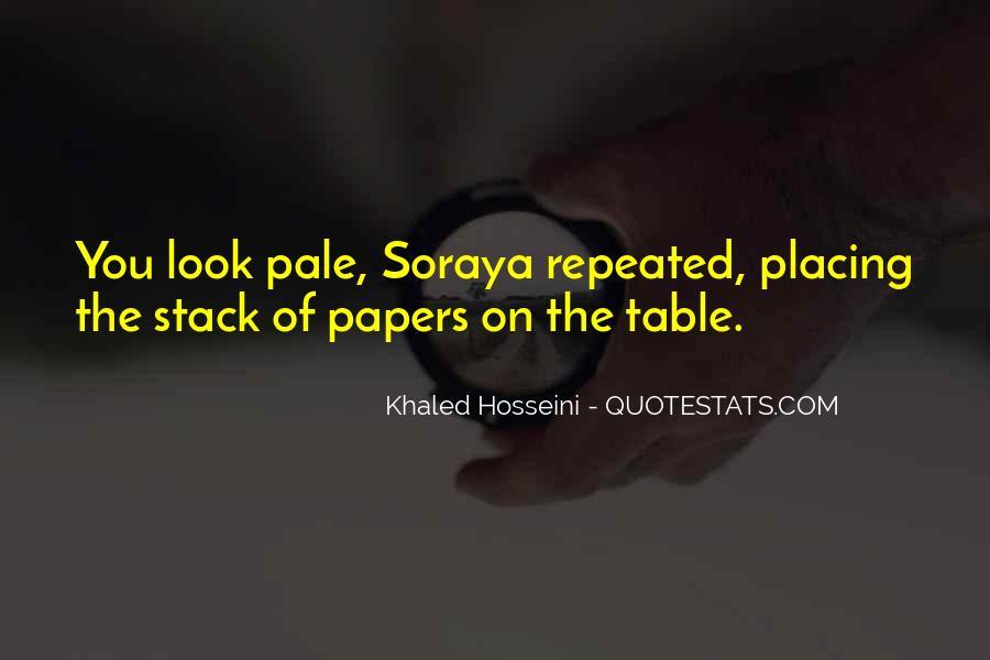 Soraya's Quotes #1207197