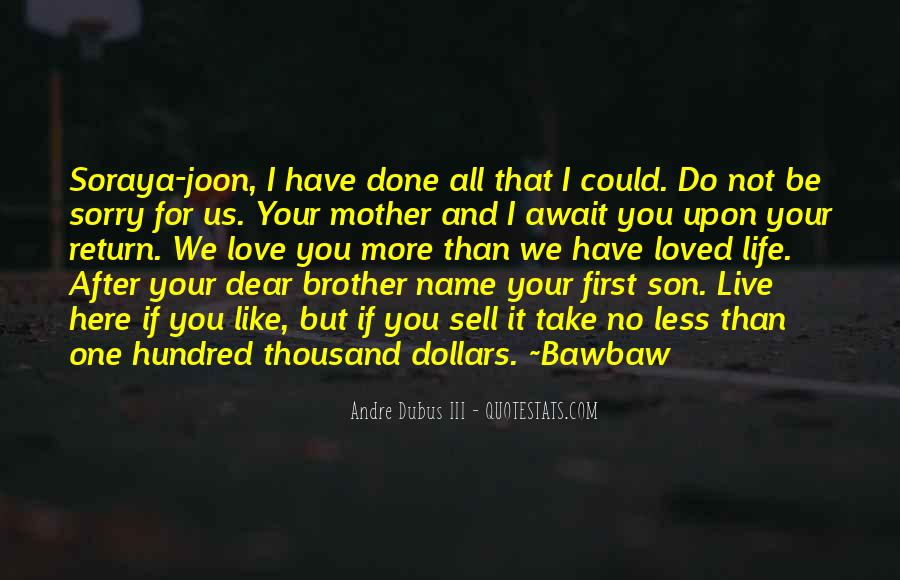 Soraya's Quotes #491287